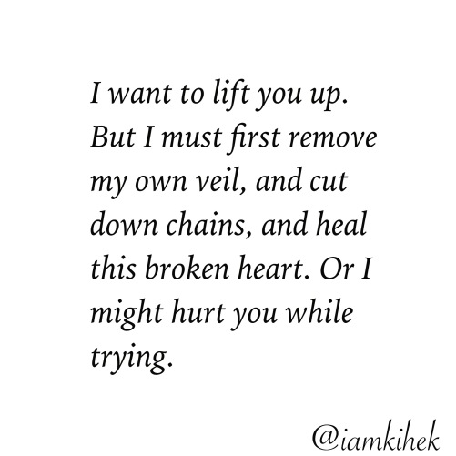 Nov 30 - I must first help me
